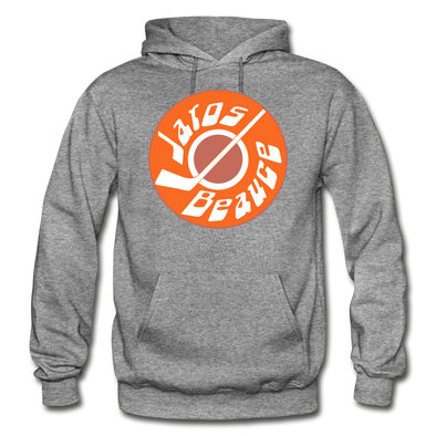 Beauce Jaros Logo Hoodie (NAHL) - graphite heather