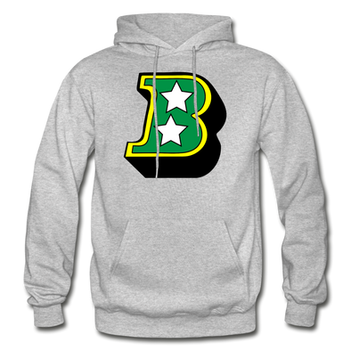 Birmingham South Stars B Logo Hoodie (CHL) - heather gray