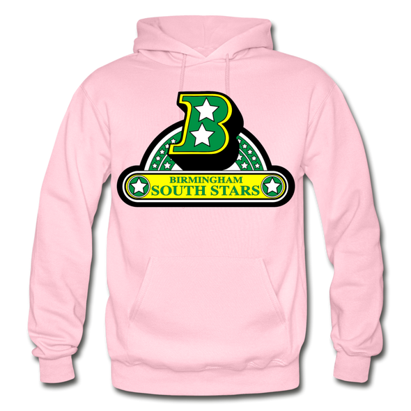 Birmingham South Stars Logo Hoodie (CHL) - light pink