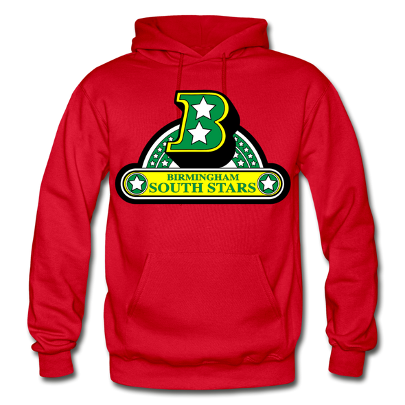 Birmingham South Stars Logo Hoodie (CHL) - red
