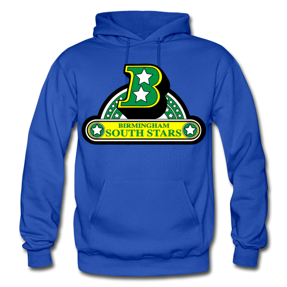 Birmingham South Stars Logo Hoodie (CHL) - royal blue