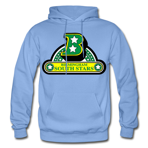 Birmingham South Stars Logo Hoodie (CHL) - carolina blue