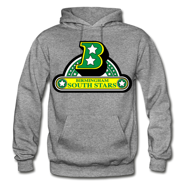 Birmingham South Stars Logo Hoodie (CHL) - graphite heather