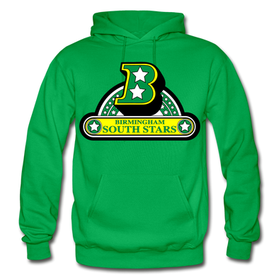 Birmingham South Stars Logo Hoodie (CHL) - kelly green