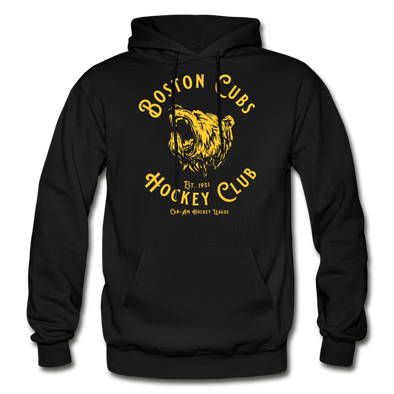 Boston Cubs Hoodie - black