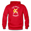 Cincinnati Swords Logo Hoodie - red
