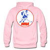 World Hockey Association Hoodie (WHA) - light pink