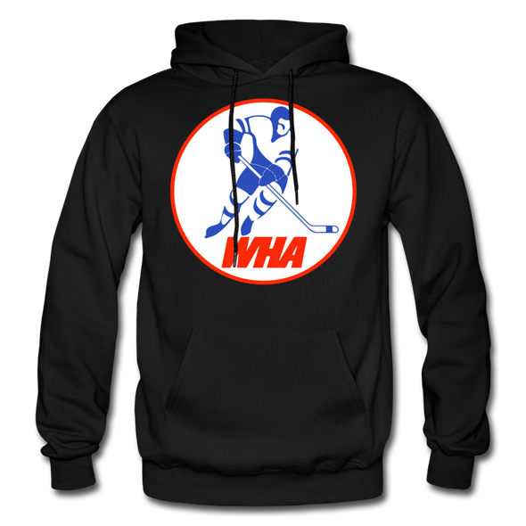 World Hockey Association Hoodie (WHA) - black