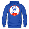 World Hockey Association Hoodie (WHA) - royal blue