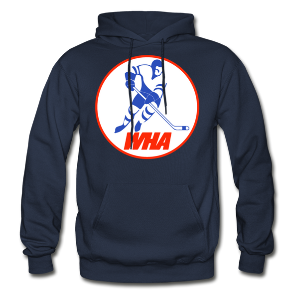 World Hockey Association Hoodie (WHA) - navy