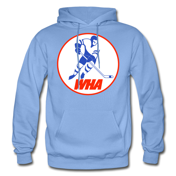 World Hockey Association Hoodie (WHA) - carolina blue