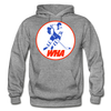 World Hockey Association Hoodie (WHA) - graphite heather