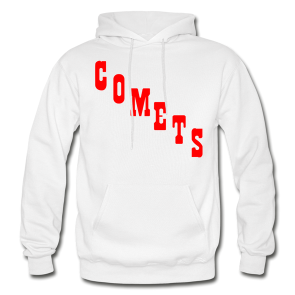 Clinton Comets Logo Hoodie (EHL) - white