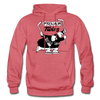 Winston-Salem Polar Twins Hoodie (SHL) - heather red
