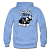 Winston-Salem Polar Twins Hoodie (SHL) - carolina blue