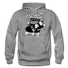 Winston-Salem Polar Twins Hoodie (SHL) - graphite heather