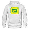 Long Island Cougars Logo Hoodie (NAHL) - light heather gray