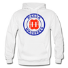 Macon Whoopees Logo Hoodie (SHL) - white