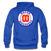 Macon Whoopees Logo Hoodie (SHL) - royal blue