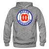 Macon Whoopees Logo Hoodie (SHL) - graphite heather