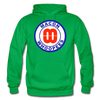 Macon Whoopees Logo Hoodie (SHL) - kelly green