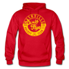 Nashville Dixie Flyers Circular Dated Hoodie - red