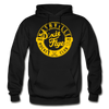 Nashville Dixie Flyers Circular Dated Hoodie - black
