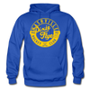 Nashville Dixie Flyers Circular Dated Hoodie - royal blue