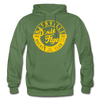 Nashville Dixie Flyers Circular Dated Hoodie - military green