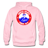 Troy Uncle Sam's Trojans Logo Hoodie (EHL) - light pink
