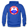 Troy Uncle Sam's Trojans Logo Hoodie (EHL) - royal blue