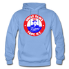 Troy Uncle Sam's Trojans Logo Hoodie (EHL) - carolina blue