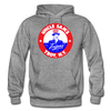 Troy Uncle Sam's Trojans Logo Hoodie (EHL) - graphite heather
