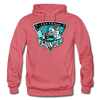 Las Vegas Thunder Boom Boom The Bear Hoodie - heather red