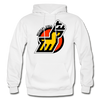 Michigan Stags Logo Hoodie (WHA) - white
