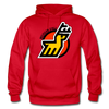 Michigan Stags Logo Hoodie (WHA) - red