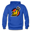 Michigan Stags Logo Hoodie (WHA) - royal blue