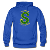 Memphis South Stars Hoodie (CHL) - royal blue