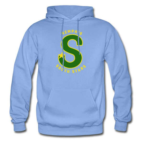Memphis South Stars Hoodie (CHL) - carolina blue