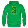 Memphis South Stars Hoodie (CHL) - kelly green