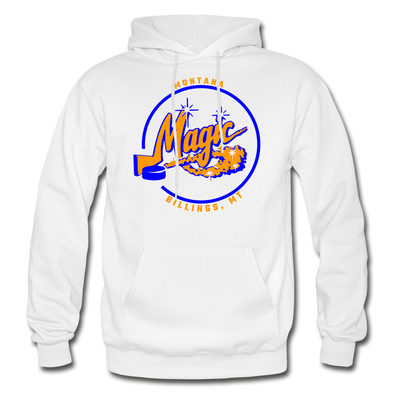 Montana Magic Hoodie (CHL) - white