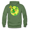 Nashville South Stars Logo Hoodie (CHL) - military green