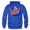 Wichita Wind Logo Hoodie (CHL) - royal blue