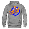 Wichita Wind Logo Hoodie (CHL) - graphite heather