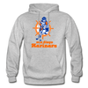 San Diego Mariners Logo Hoodie (WHA) - heather gray