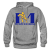 Tucson Mavericks Logo Hoodie (CHL) - graphite heather