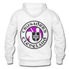 Cleveland Crusaders Double Sided Hoodie - white