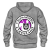 Cleveland Crusaders Double Sided Hoodie - graphite heather