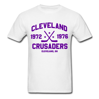Cleveland Crusaders Dated T-Shirt (Extended Size) - white