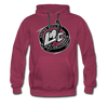 Motor City Mechanics Premium Hoodie - burgundy